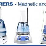 Magnetske i mehaničke mješalice